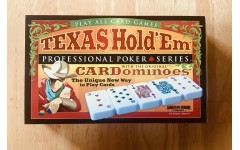 Texas Hold 'Em CARDominoes