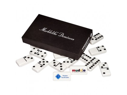 Professional Size Double 6 Dominoes