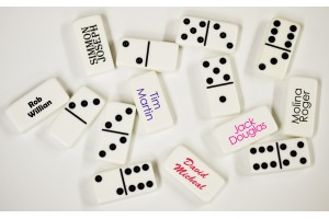 Engraved Dominoes