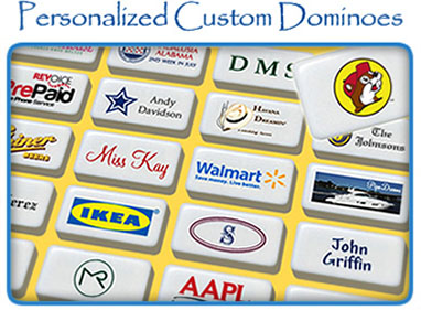 Personalized Custom Dominoes